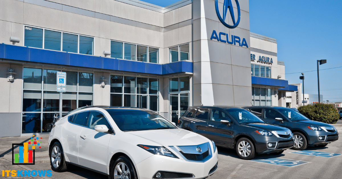 Who Owns Acura